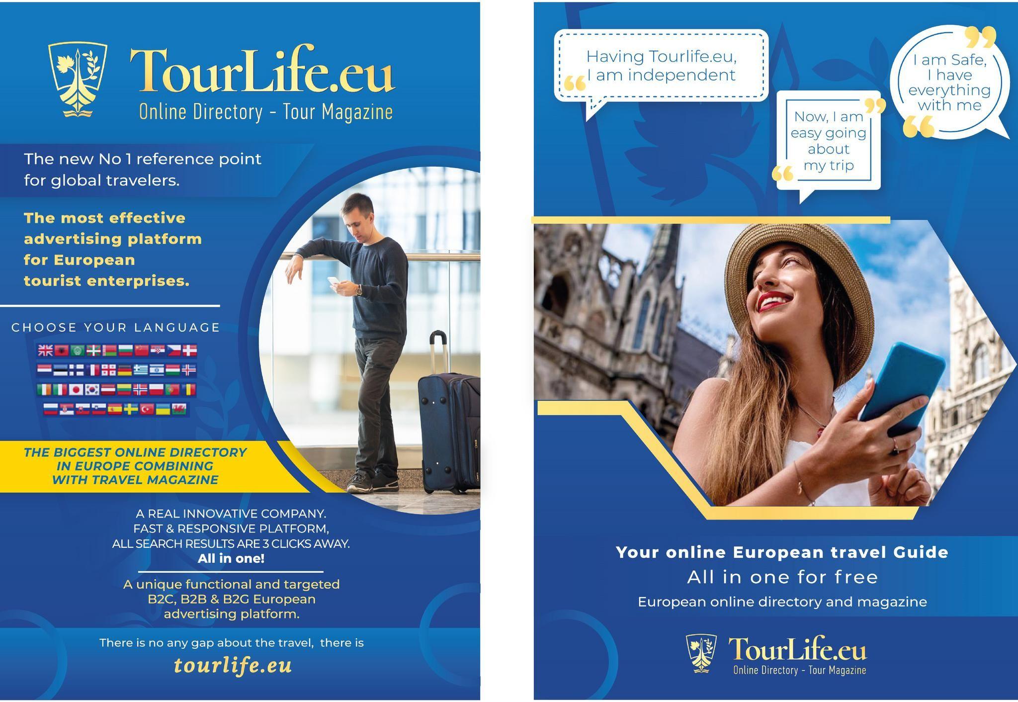 TourLife.eu Ltd