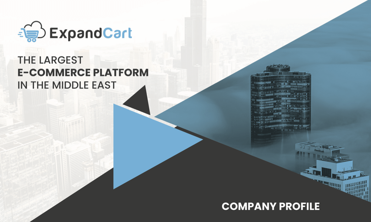 ExpandCart, The largest e-commerce platform in the Middle East