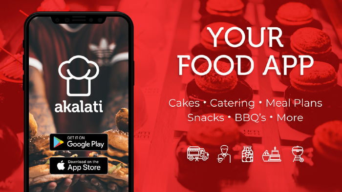 The First Bharaini Catering App