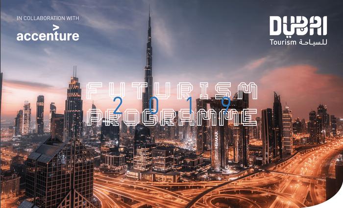 Dubai Tourism announces its 10 Futurism program finalists