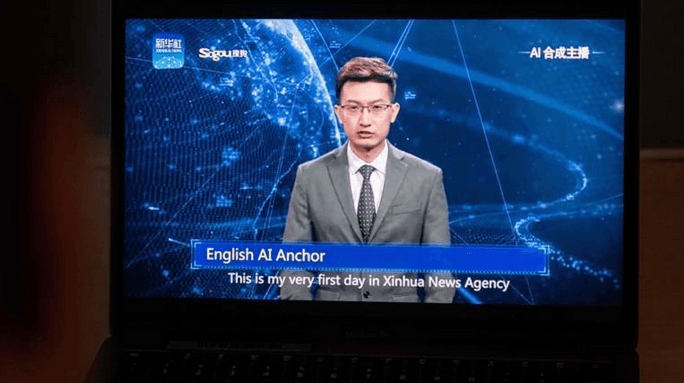 UAE gets first Arabic speaking AI news anchor