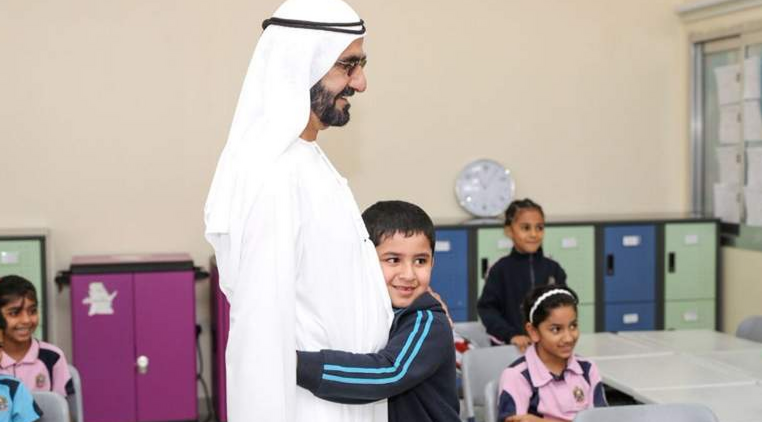 Sheikh Mohammed allocates Dh1.5b to build new generation of schools