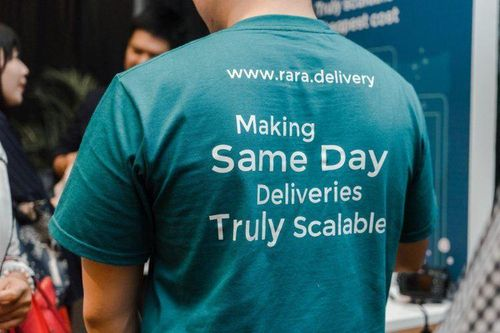 Delivery startup RaRa gets nearly US$ 830,000 seed funding from 500 Startups