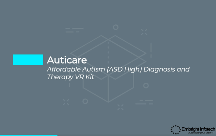 XR therapy kit for Autism & Special Education