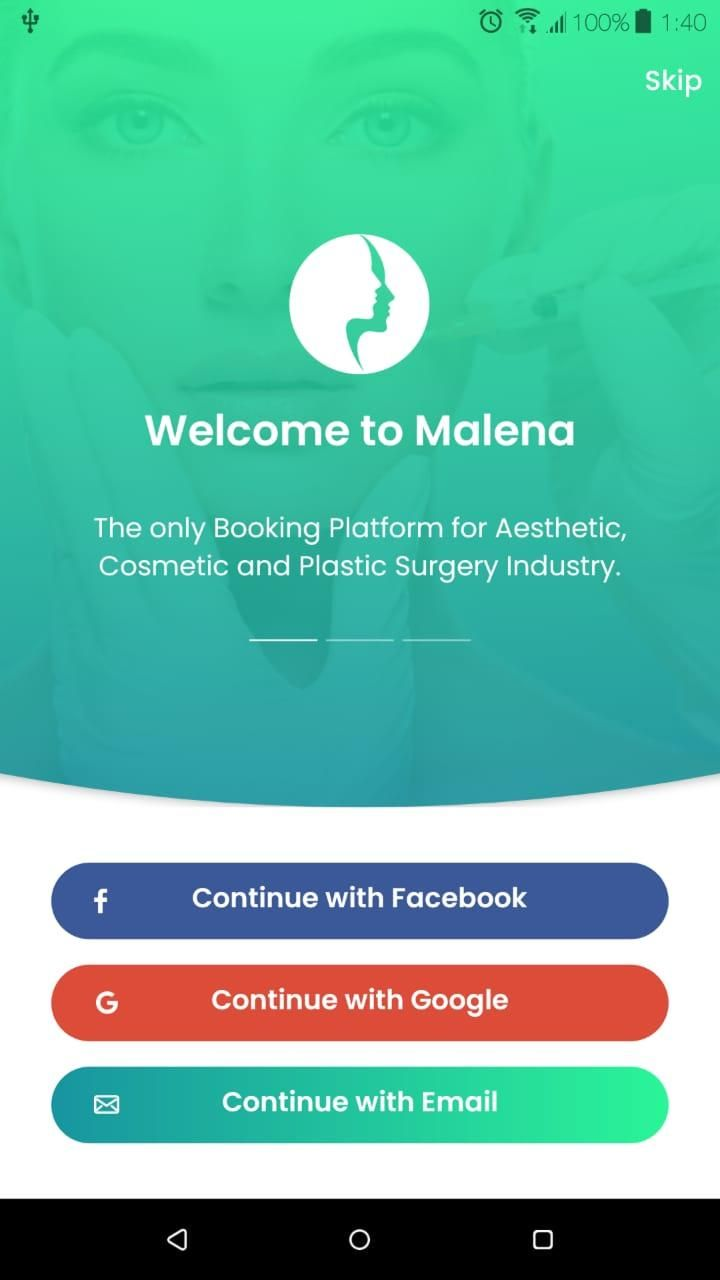 Malena Package Subscription