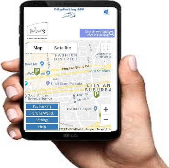 Smart Parking Systems/Application