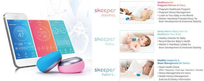 SKEEPER (Smart Health Keeper)