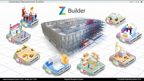 zBuilder BIM Cloud Platform