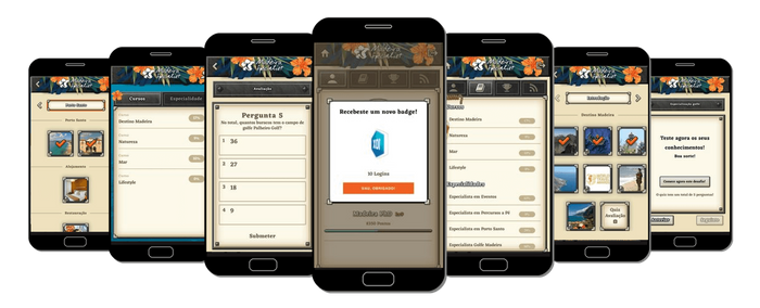 Gamified LMS
