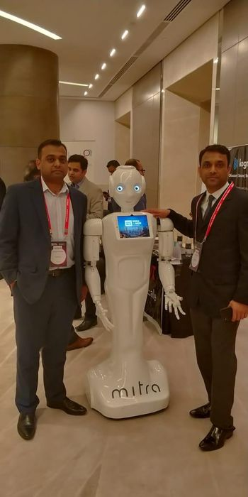 MITRA (Humanoid Robot)
