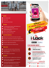 i-Lock i-Lock Worlds 1st Smart Padlock Identify Who opened your Lock, How When and Where