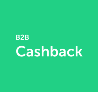 B2B: Cashback for receipts