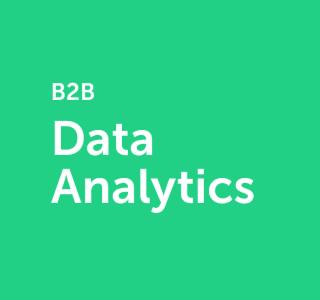 B2B: Data Analytics