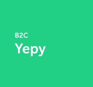 B2C: Yepy