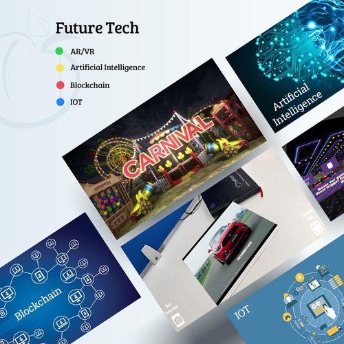Future Tech (AR/VR/AI)