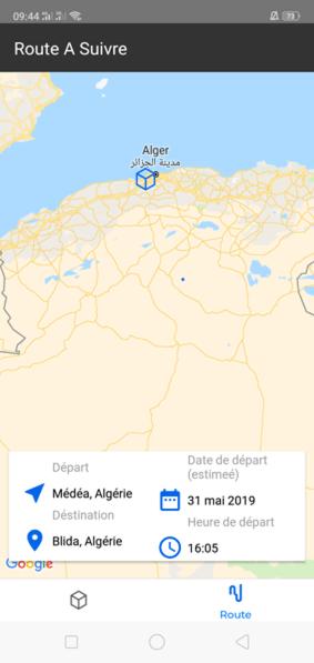 Mobile Driver App