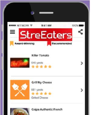 Digital Street Food App _