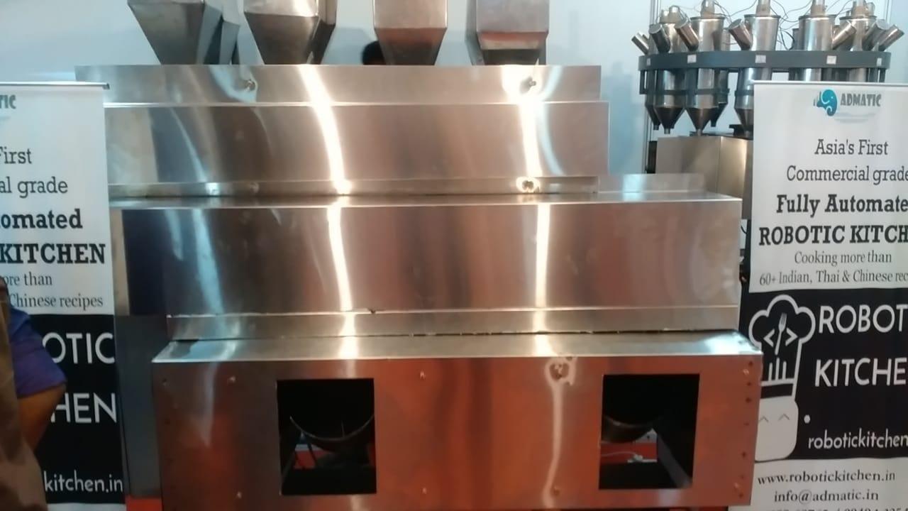 RoboChef - The Robotic Kitchen