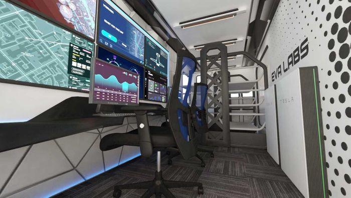 Vertical Station