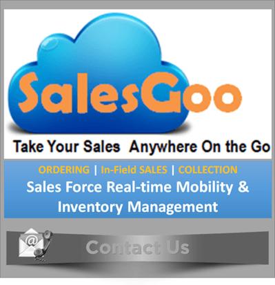SalesGoo Mobile Force Sales Solution