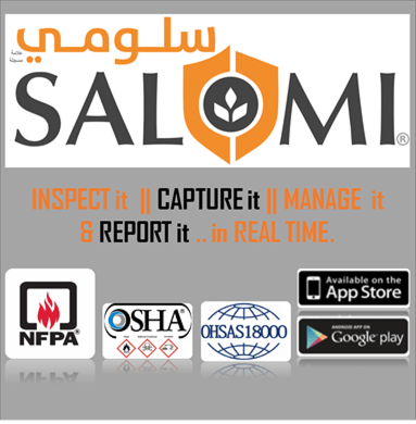 SALOMI Safety Mobile Apps Solution