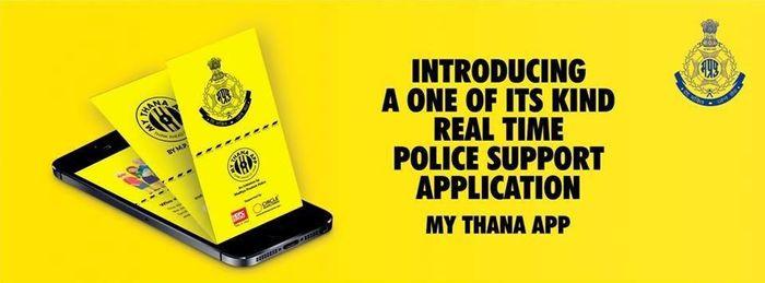 My Thana App