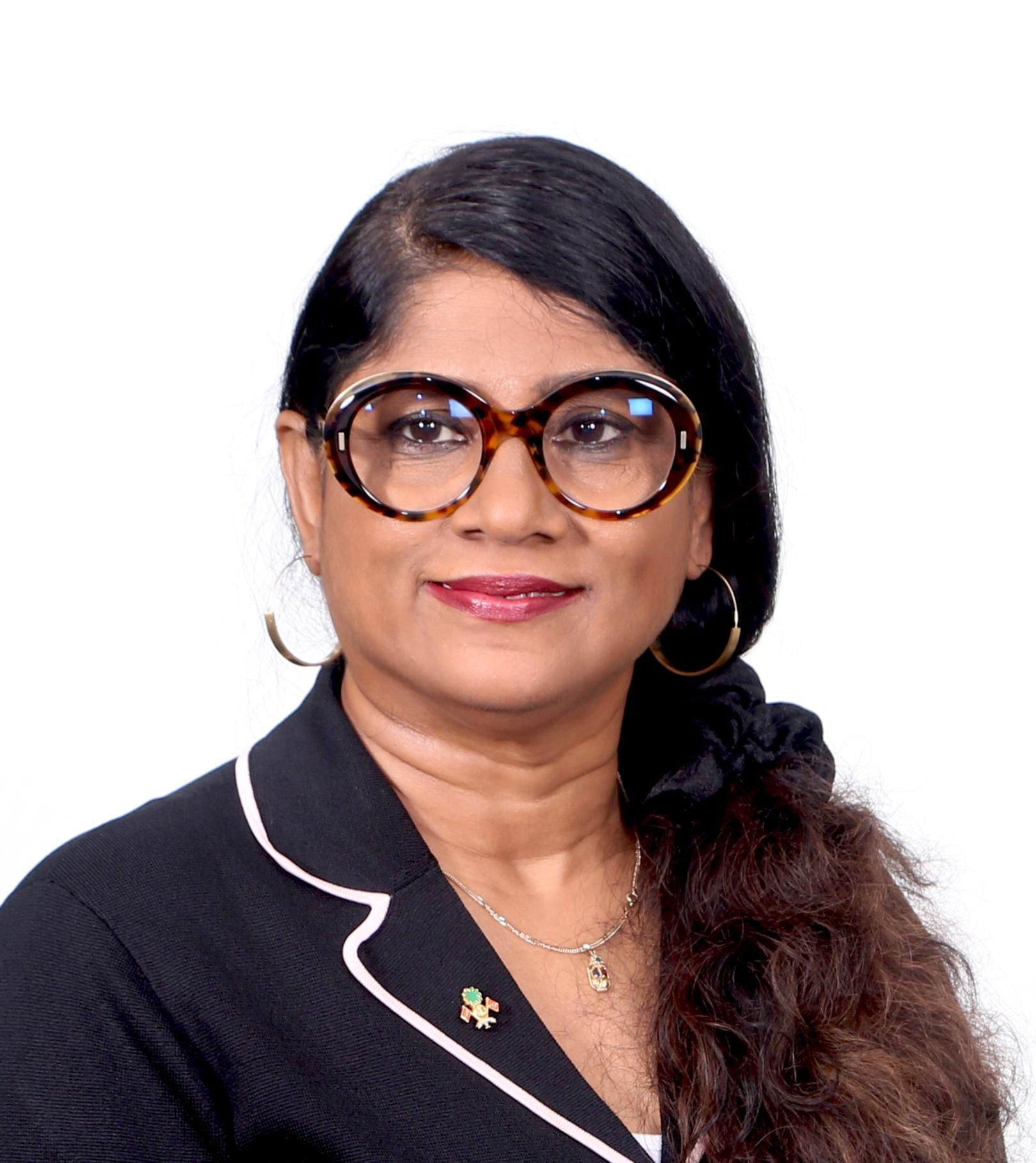Her Excellency Uza. Mariya Didi