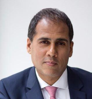 Alpesh Patel OBE