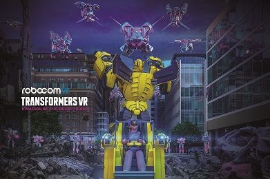 RobocomVr Transformers Battle