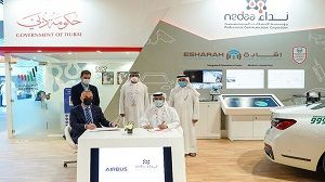 Nedaa & Airbus signed new partnership for mission-critical communication solutions