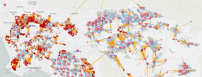 ESRI Smart Maps Guide COVID-19 Investigations & Actions