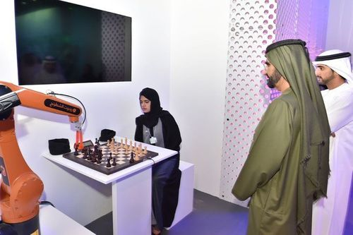 Dubai's ruler launches national program to empower coders and support UAE talent