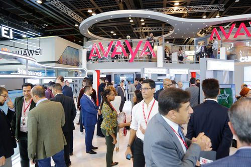 It's Showtime for Avaya at GITEX 2020