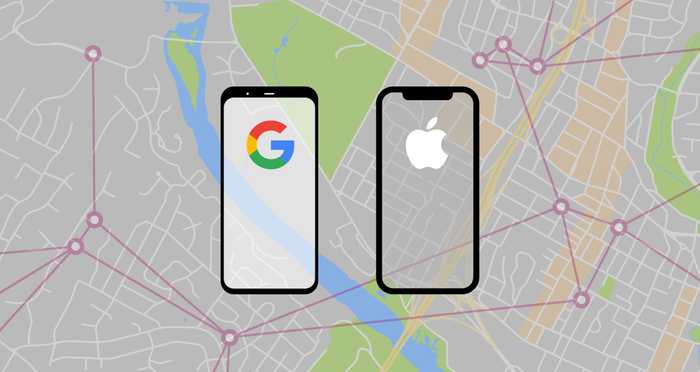 Apple and Google partner on Virus contact tracing technology