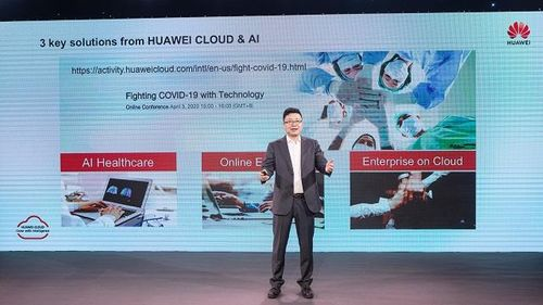 Huawei Announces Global Action-Plan to Battle Coronavirus With Cloud & AI