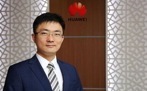Q&A with David Shi, President Enterprise Business Group, Huawei Middle East