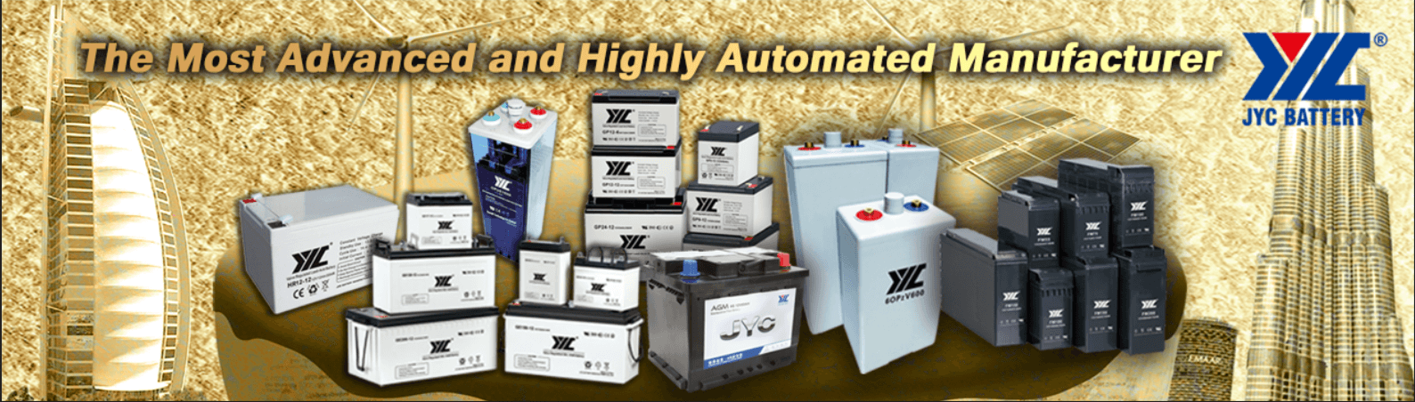 JYC Battery Manufacturer Co., Ltd.