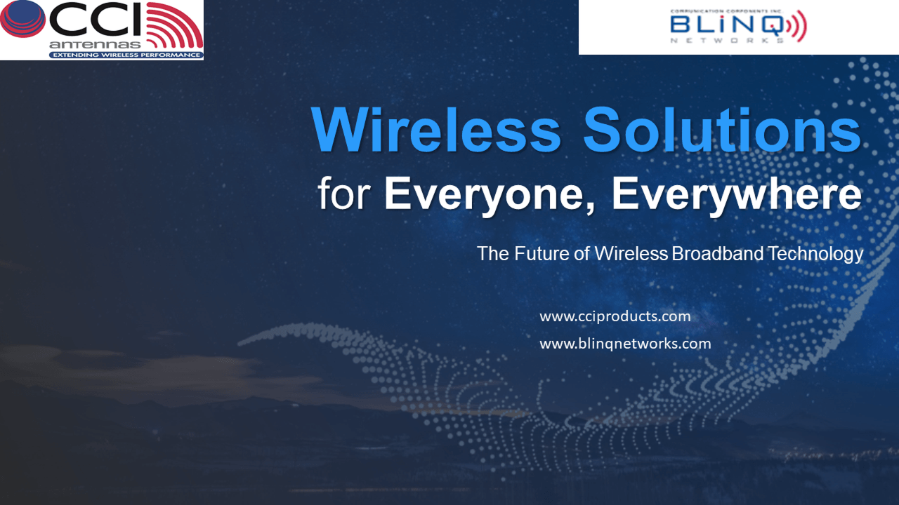 Communication Components Antenna Inc.