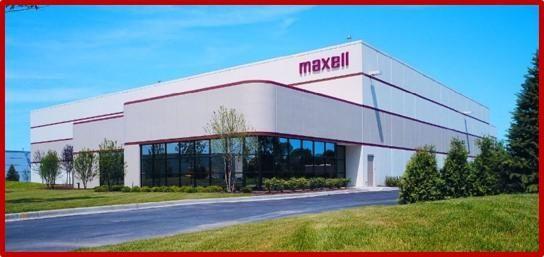 Maxell Europe Ltd