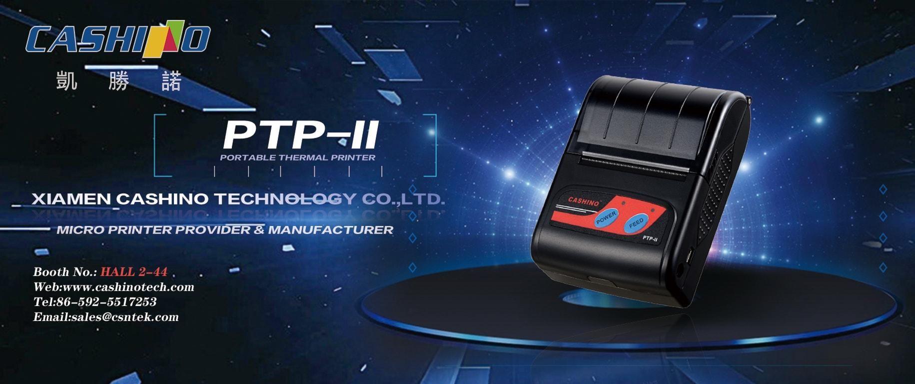 Xiamen Cashino Technology Co., Ltd.