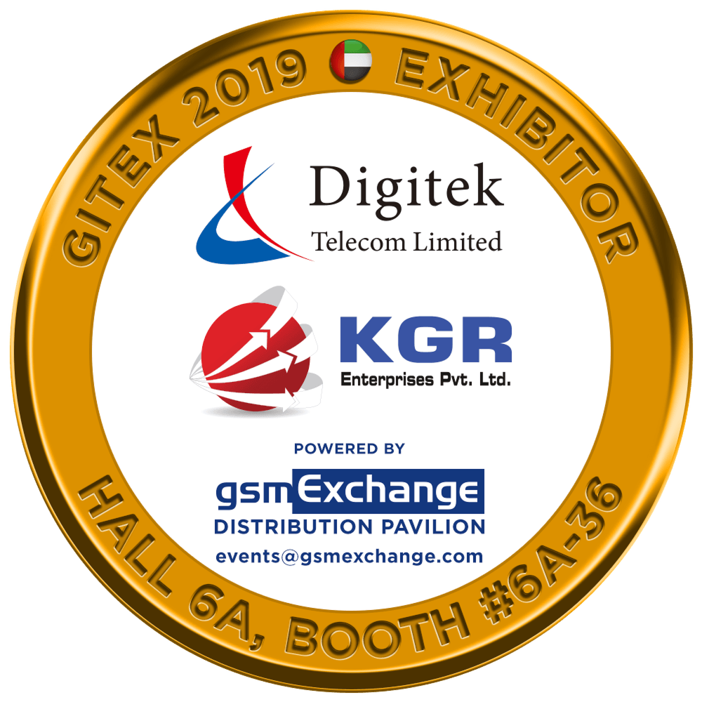 DIGITEK TELECOM LIMITED / KGR ENTERPRISES LTD