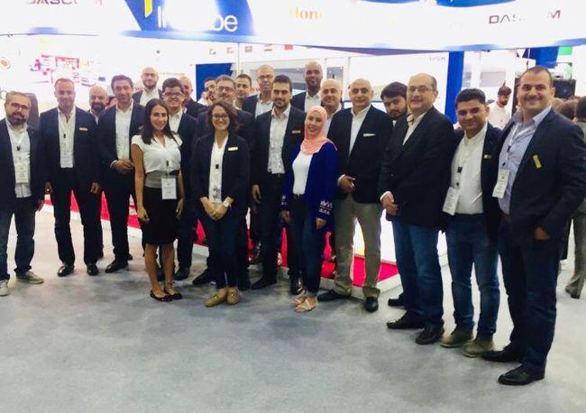 InCube FZCO 16th participation at GITEX