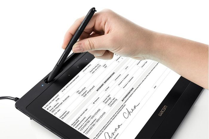 The DTU-1141B is the leading eDocuments and eSignature solution