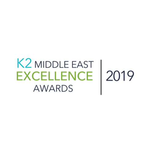 2019 K2 Middle East Excellence Award Winners