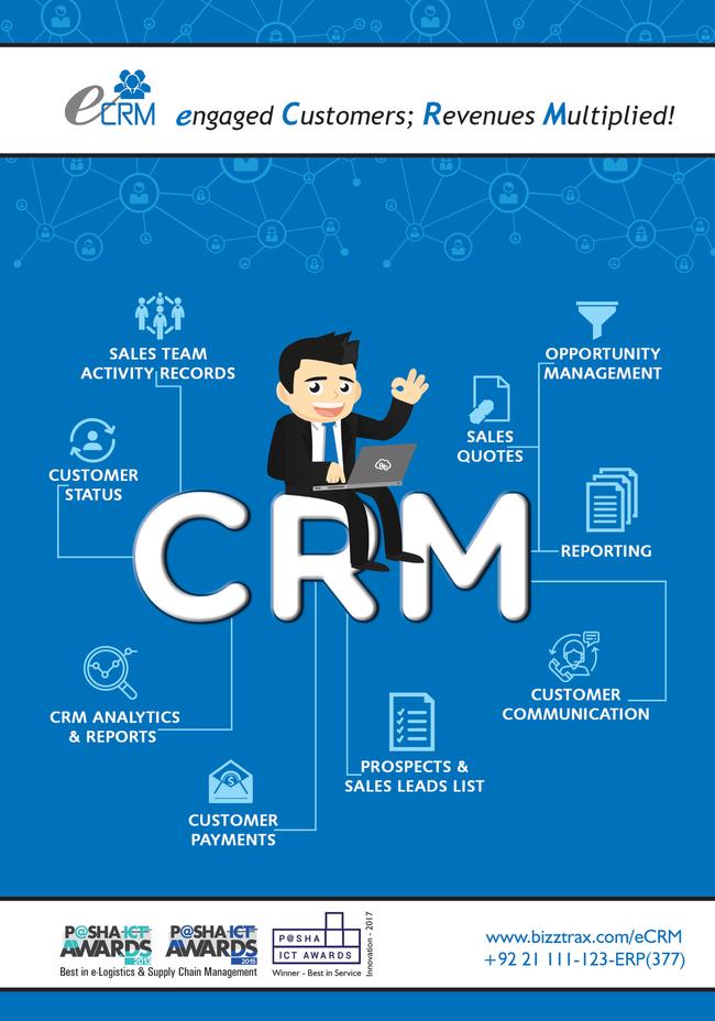 BizzTrax - Cloud ERP/BI/CRM