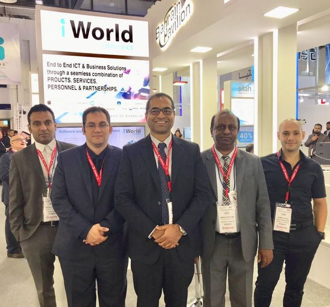 iWorld Connect is leveraging latest Apple Professional Programs in Bahrain