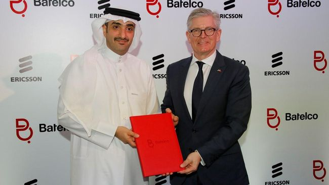 Batelco and Ericsson to launch 5G in Bahrain
