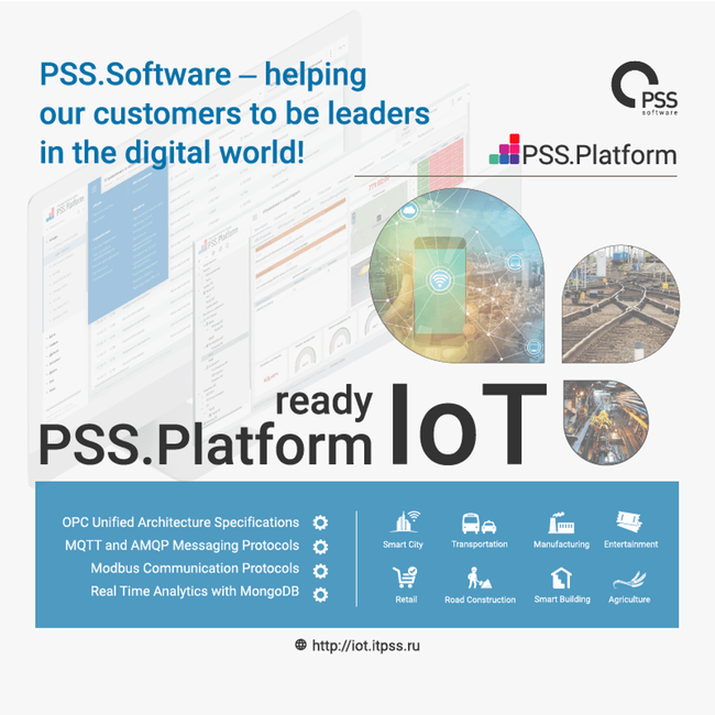 PSS.Software – Helping our Customers to Be Leaders in the Digital World!