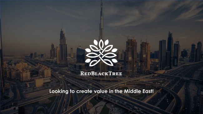 RedBlackTree in the Middle-East!