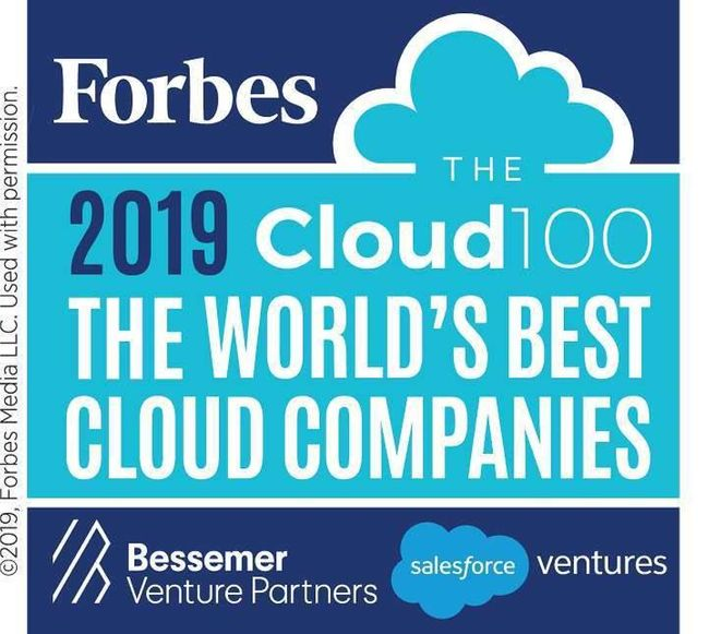 Darktrace Named to Forbes Cloud 100 for Second Consecutive Year